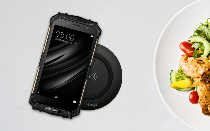 DOOGEE Wireless Charging - Aircharge