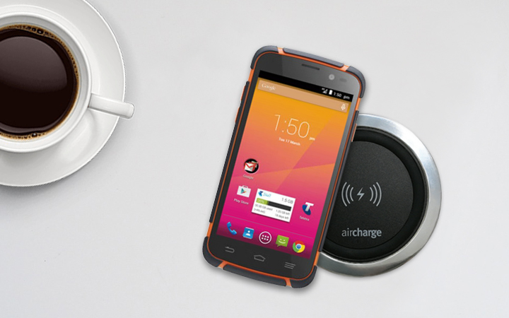 ZTE Wireless Charging - Aircharge