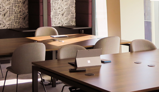 wireless charging for efficient offices