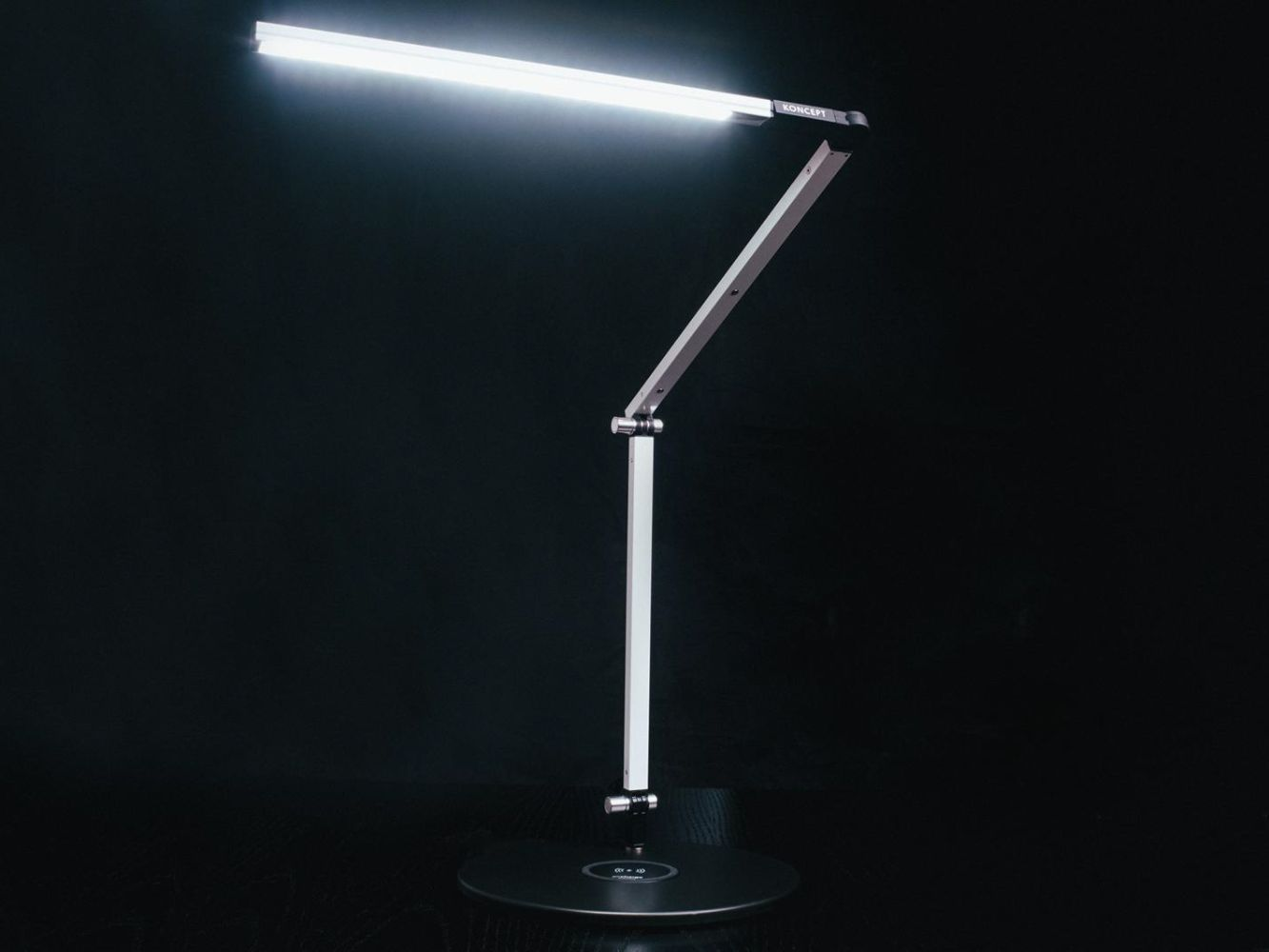 Modern Table Lamps Wireless Charger