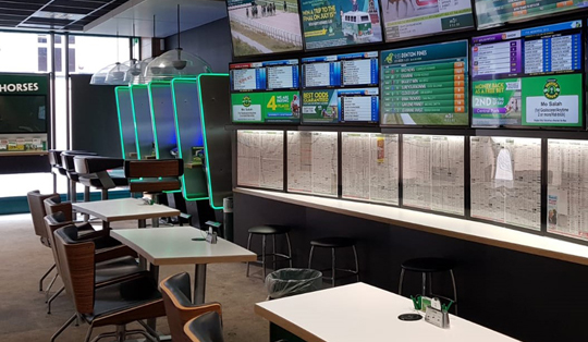 wireless charging for betting