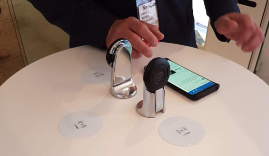 smart wireless charging for events