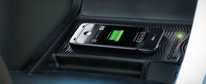 Wireless charging case for the iPhone 5/5S/SE case - Aircharge