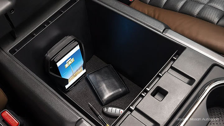Nissan Wireless Charging Aircharge