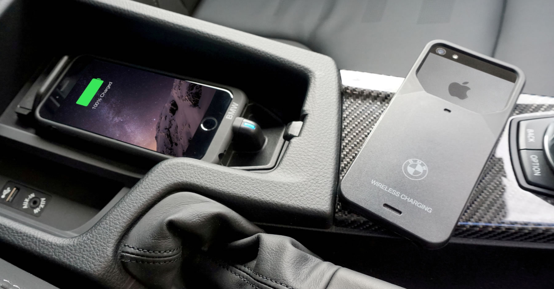 Wireless Charging in Cars Aircharge