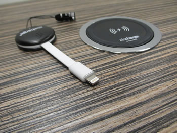 MFi Apple Lightning Wireless Charging Receiver