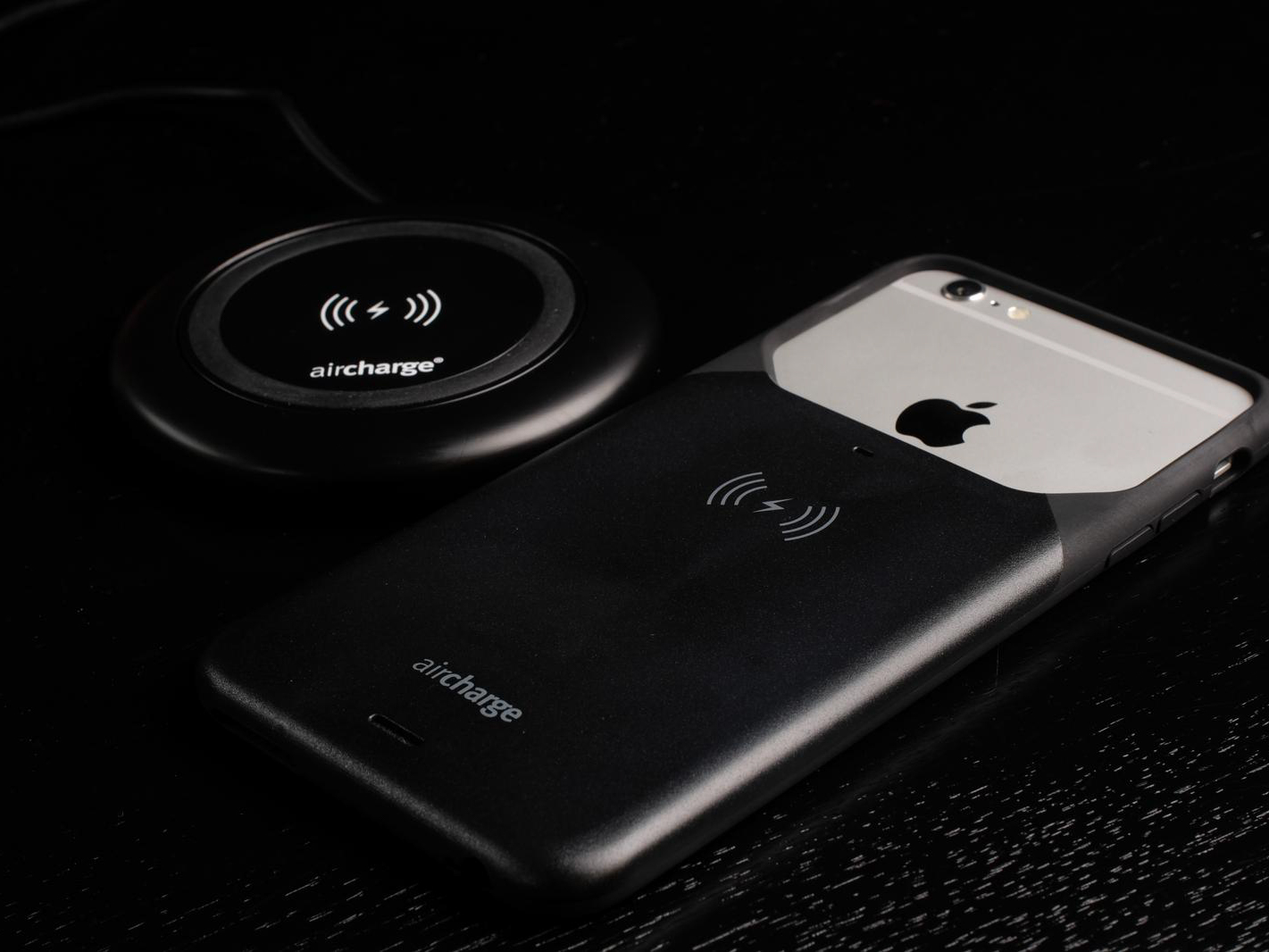 MFi Wireless Charging iPhone Cases