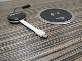 Micro-USB Wireless Charging Receiver