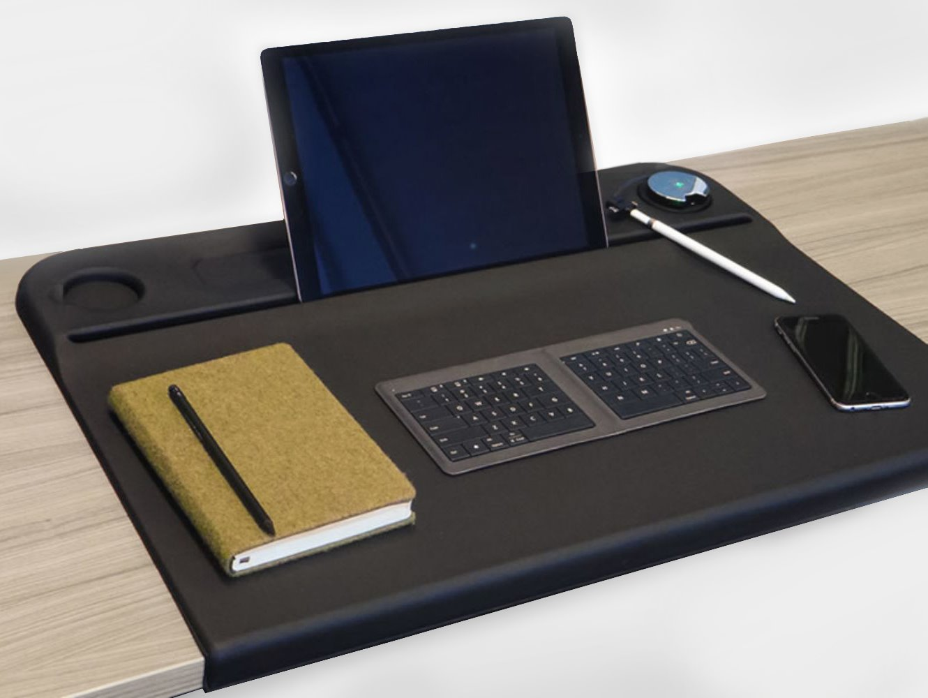 Wireless Charging Desk Mat