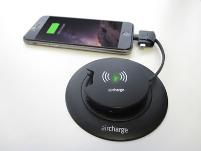 Wireless Charging ORB Receiver