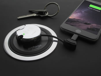 Wireless Charging Receivers