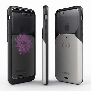 Wireless charging iPhone cases