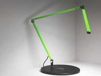 Z-Bar Wireless Charging Lamp