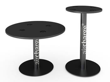 Wireless Charging Tables