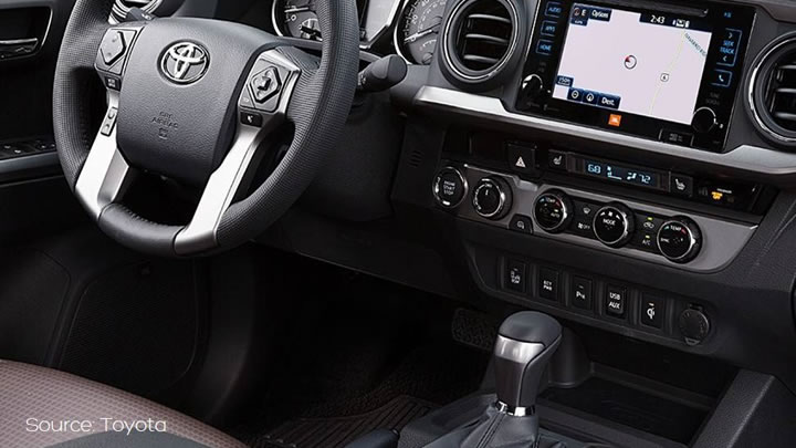 Toyota wireless charging - Aircharge