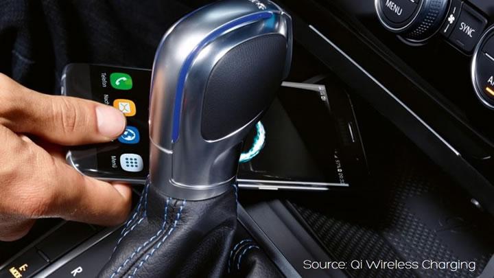 Volkswagen Wireless Charging