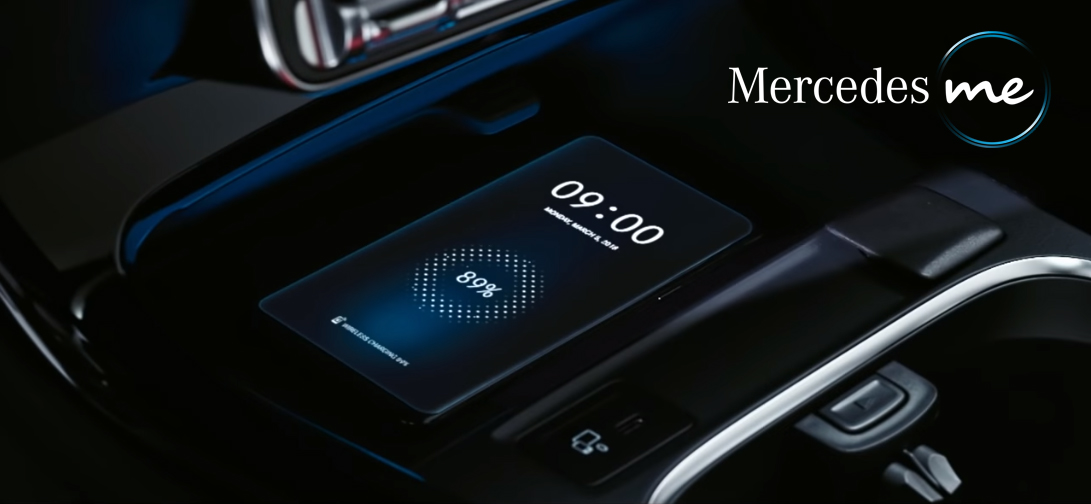 Mercedes Benz Launches New A Cl With Qi Wireless Charging